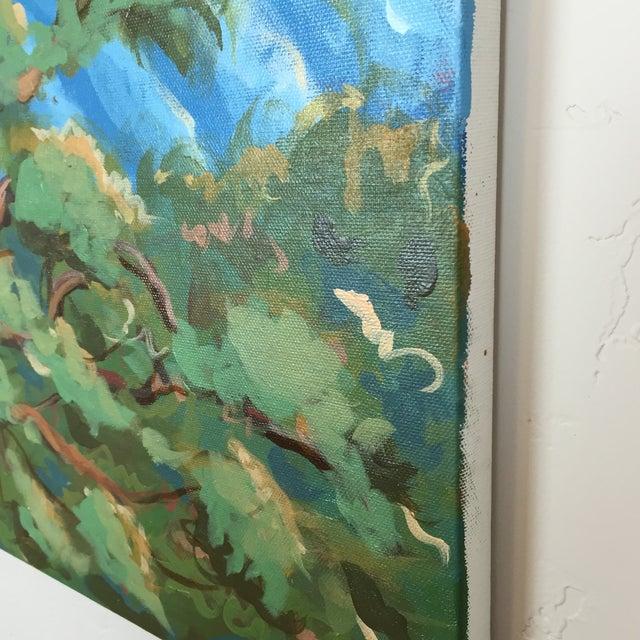 """Sugar Oak"" Acrylic on Canvas - Image 7 of 8"