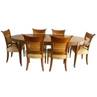 Baker Furniture Regency Dining Set