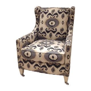 Wesley Hall Sawyer Lounge Chair