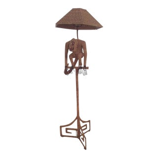 Mario Lopez Torres Monkey Floor Lamp