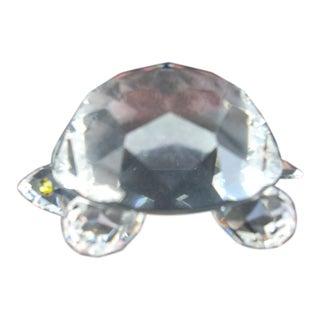 Swarovski Crystal Turtle