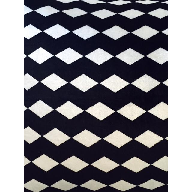 Velvet Diamond Pillow - Image 3 of 3