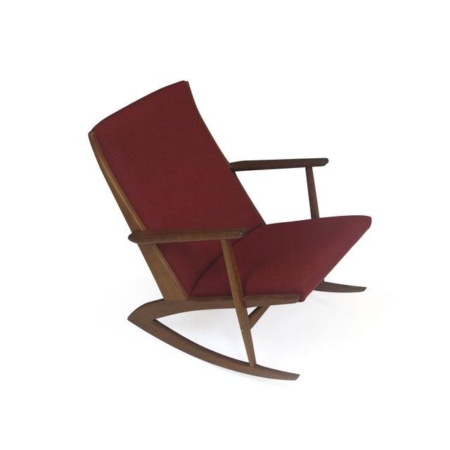 Georg Jensen Mid-Century Danish Rocking Chair - Image 9 of 9