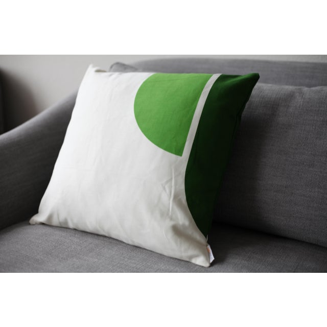 Image of 1970's Dead Stock Graphic Throw Pillow
