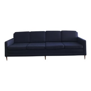 Classic Navy Sofa