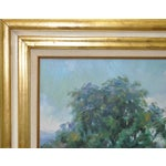 Image of Signed Impressionist Oil Painting