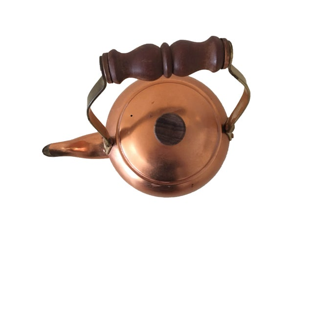 Vintage Copper Kettle - Image 2 of 4