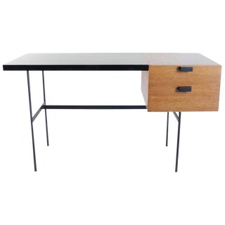 Pierre Paulin for Thonet Minimalist Desk CM141 Circa 1954