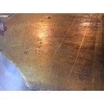 Image of Gilt Wood Table Mirror