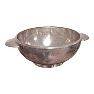 Italian 60's Silver Bowl