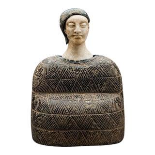 Bactrian Composite Stone Idol
