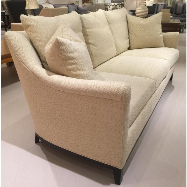 Hickory chair jules sofa chairish for Sectional sofa hickory chair