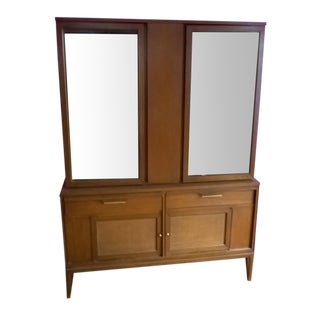 Peck and Hills Mid Century Modern China Cabinet