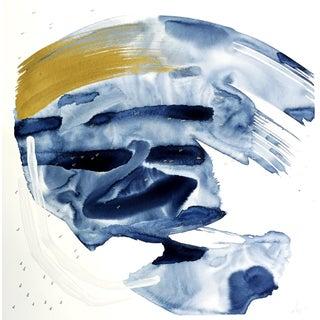 Beth Winterburn Original Abstract - Indigo Series 3