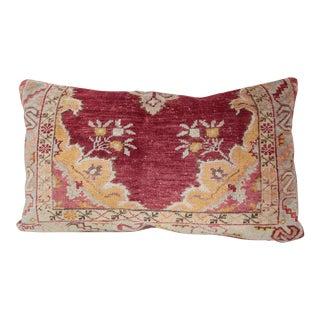 Lumbar Turkish Red Pillow