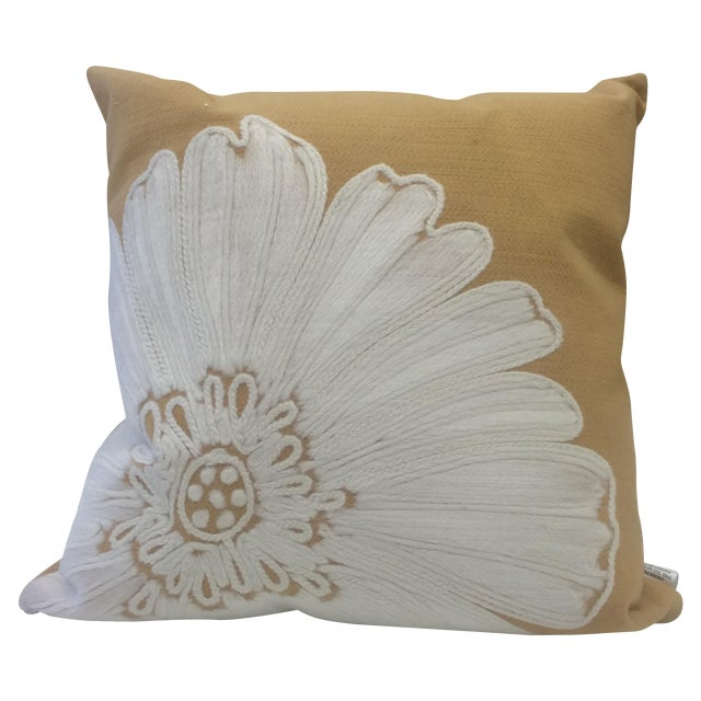Liore Manne Indoor/Outdoor Rose Pillow - Image 1 of 5