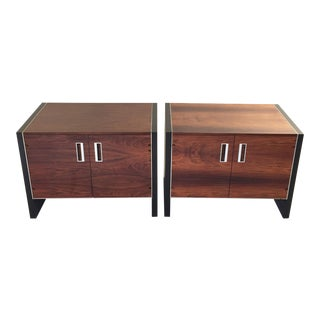 Robert Baron for Glenn of California Nightstands - A Pair