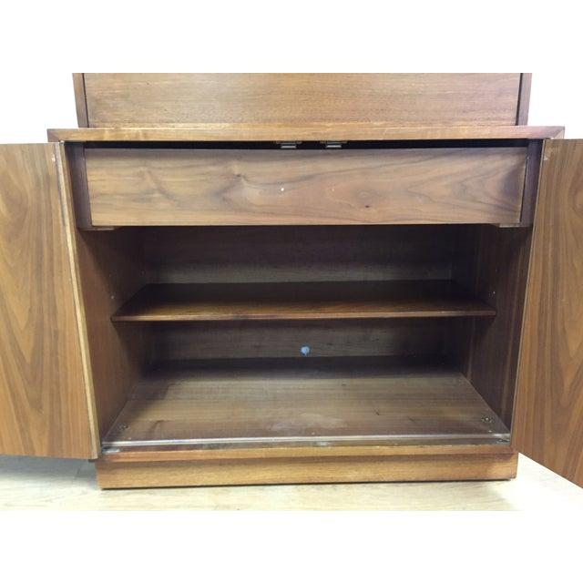 Drexel Kipp Stewart Bookcase Desk - Image 6 of 11