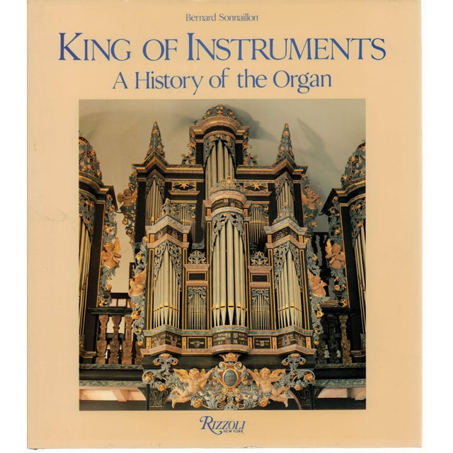 King of Instruments by Bernard Sonnaillon - Image 1 of 3