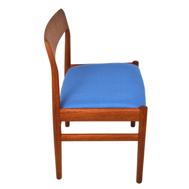 Mid Century Teak Dining Chairs - Set of 4 - Image 3 of 6
