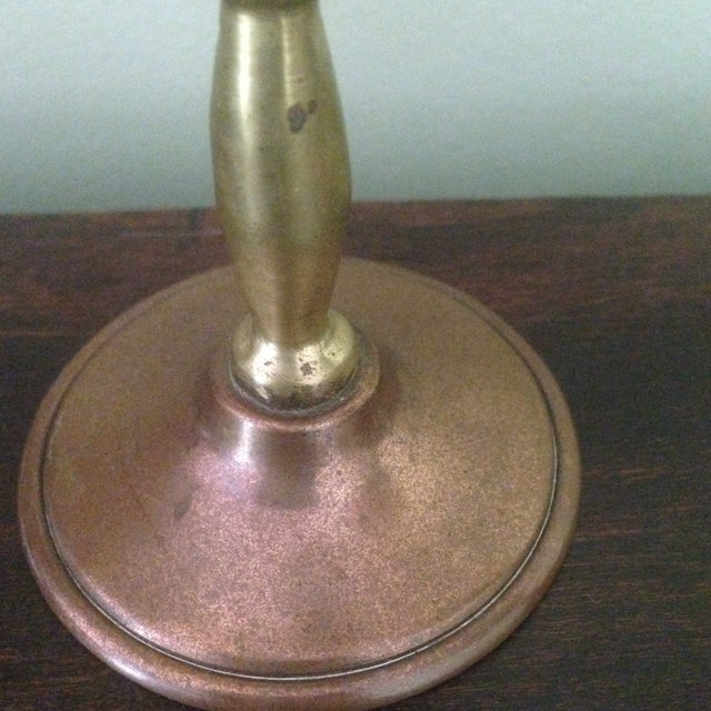 Copper & Brass Goblets - a Pair - Image 7 of 11