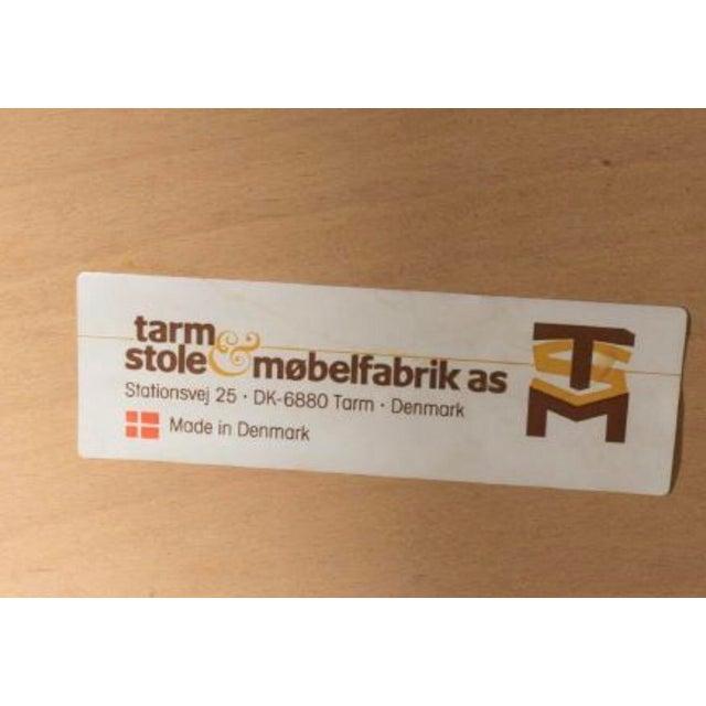 Tarm Stole-Og Møbelfabrik of Denmark Teak Dining Chairs - Set of 6 - Image 2 of 3