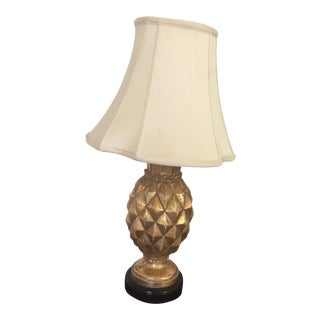 Charles Fradin Newport Pineapple Table Lamp