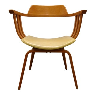 Thonet Barrel Back Chair