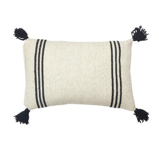 Tres Rayos Wool Pillow