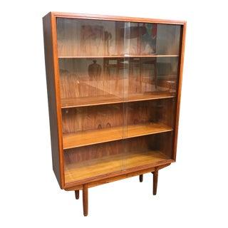 Borge Mogensen Danish Teak Bookshelf