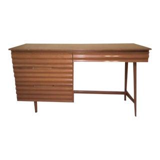 1950's Danish Modern Style Study Desk