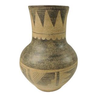Vintage Mexican Large Terracotta Vase