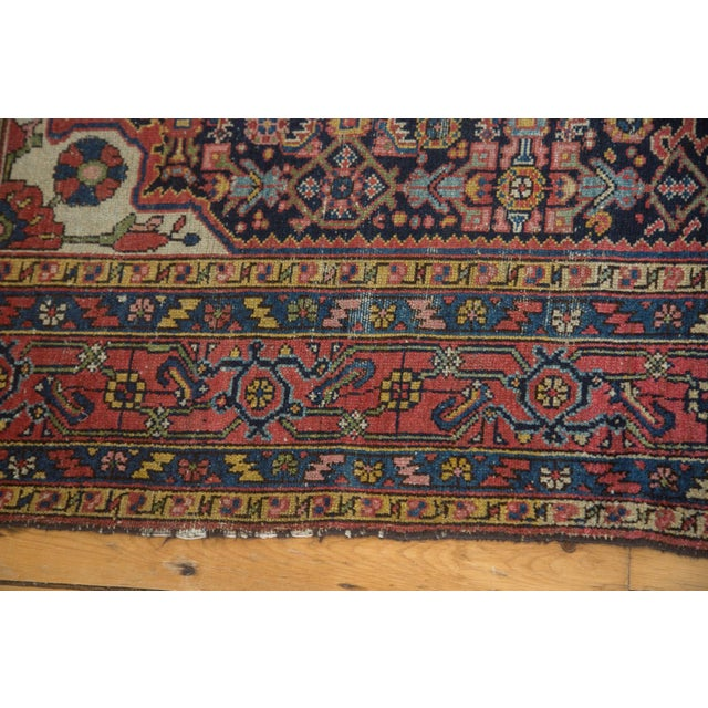 "Vintage Persian Dargezine Rug - 4'8"" X 6'5"" - Image 2 of 8"
