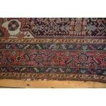 "Image of Vintage Persian Dargezine Rug - 4'8"" X 6'5"""