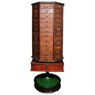 General Store Revolving Cabinet