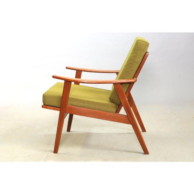 Image of Mid-Century Danish Arm Chair
