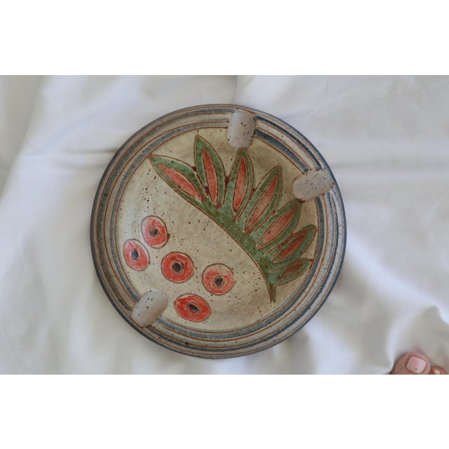 Mid-Century Abstract Modern Ashtray - Image 2 of 4