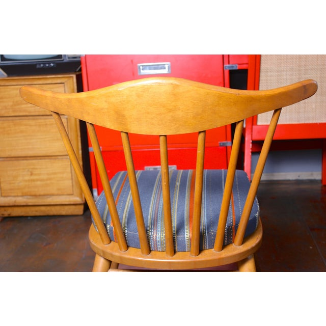 Image of 1950s Conant Ball Sidechairs Attr. Russel Wright