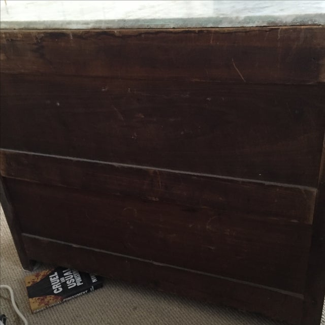 Image of Eastlake Dresser With Marble Top