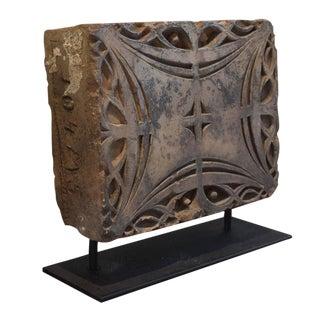 Terra Cotta Fragment from the Chicago Stock Exchange by Adler and Sullivan