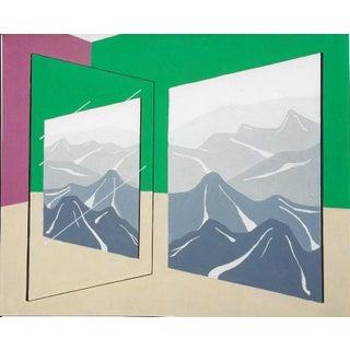 Surrealistic Original Oil Painting