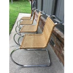 Image of Mies Van Der Rohe M10 Dining Chairs - Set of 4