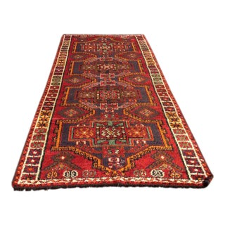 Vintage Turkish Rug - 5′ × 10′3″