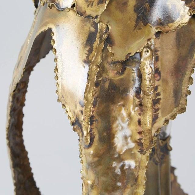 Image of Tom Greene Brutalist Pendant Light