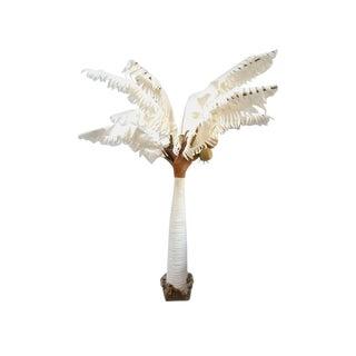Fabric Palm Tree