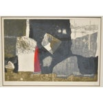 Image of Antoni Clave Original Etching c.1969 - The Bottle