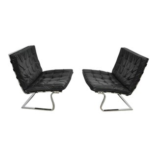 Mies Van Der Rohe Tugendhat Lounge Chairs for Knoll