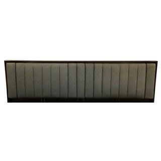 Dunbar King Size Black Lacquer Headboard