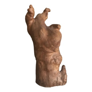 Natural Redwood Sculpture