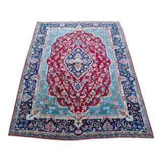 """Traditional Persian Rug -- 8'3"""" x 11'7"""""""